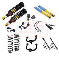 "Nissan Navara NP300 Coil Rear Bilstein 2"" Lift Kit LONG TRAVEL"