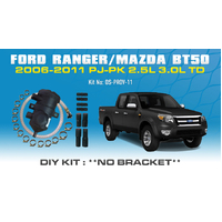 Ford Ranger PJ/PK and Mazda BT50 2006-2011 Provent Oil Catch Can Diy Kit - OS-PROV-11