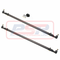 Nissan Patrol GU Solid Draglink & Track Rod Kit