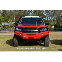 Holden Colorado RG2 Ambush Triple Hoop Bullbar