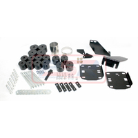 "Toyota Hilux N80 16-on 2"" Body Lift Kit (Dual Cab with Tub)"