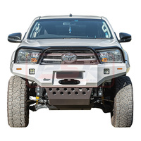 Toyota Hilux N80 16-On Ambush Triple Hoop Bullbar