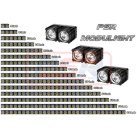 PSR Modulight 8 Inch LED Lightbar