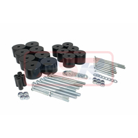 "Nissan Navara D22 1"" Body Lift Kit Dual Cab (with Tray)"