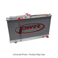 PWR Toyota Landcruiser Hj60 Holden 308 V8 Downflow 55mm Radiator