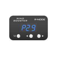 Windbooster 9-Mode Throttle Controller - UODB506