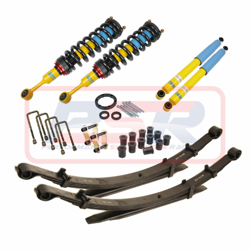 "Mazda BT-50 / Ford PX Ranger Bilstein 3"" Lift Kit"
