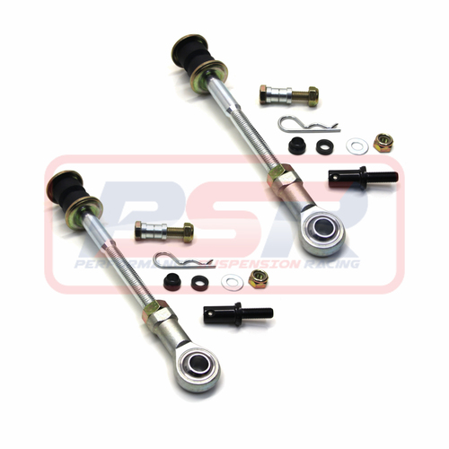 "Nissan Patrol GQ Rear Sway Bar Link Pair 6"" Lift+ Super Long Travel"