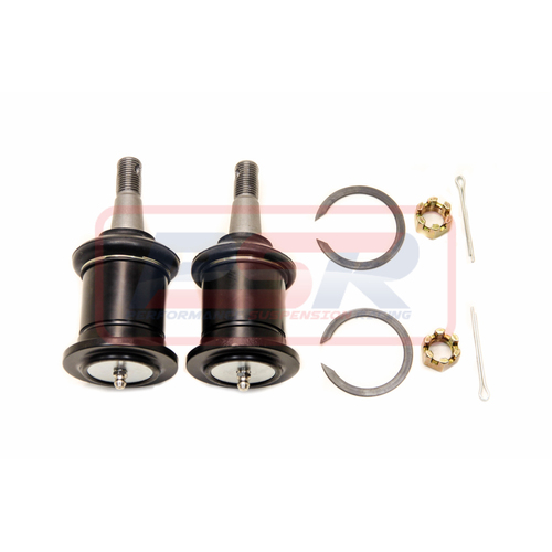 Nissan Navara D40 Extended Ball Joint - Press In From Top (Thai) - PAIR